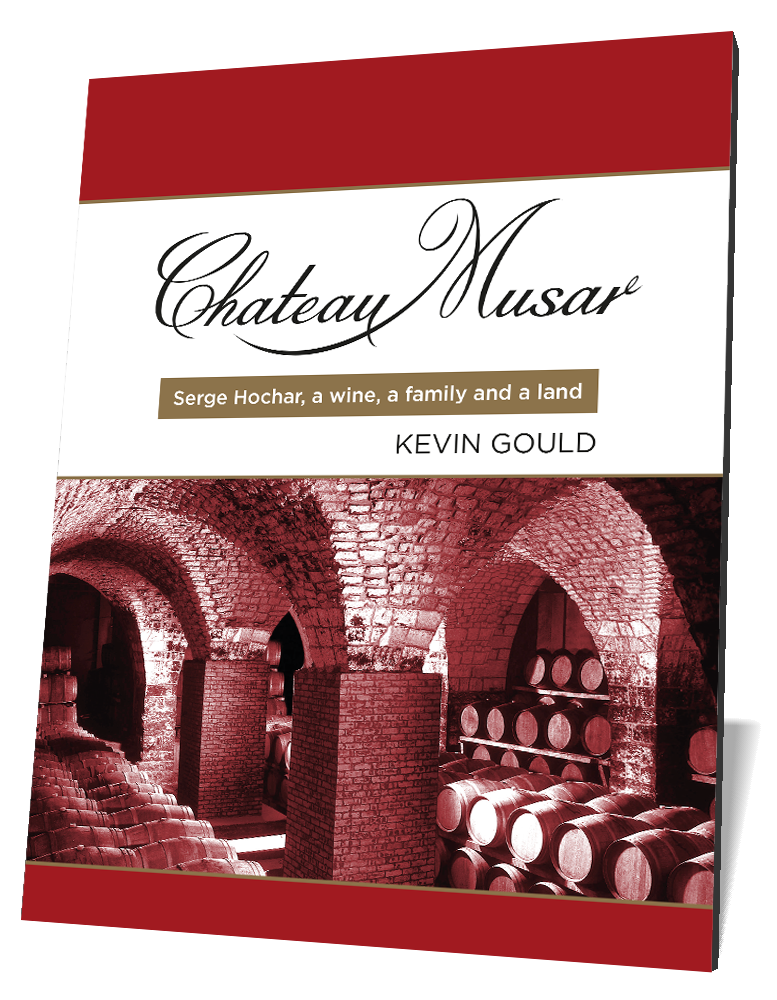 Chateau Musar book